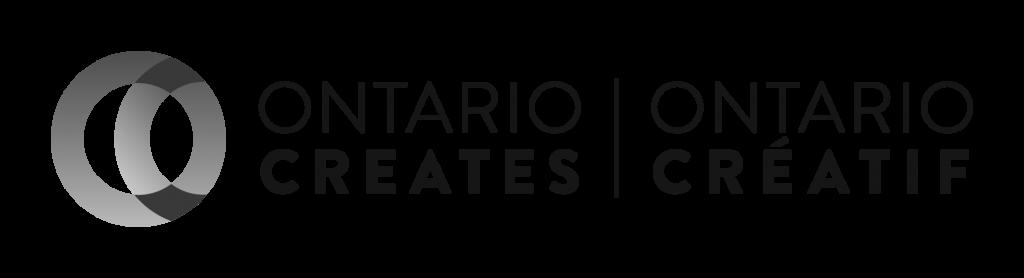 Ontario Creates. Ontario Créatif.